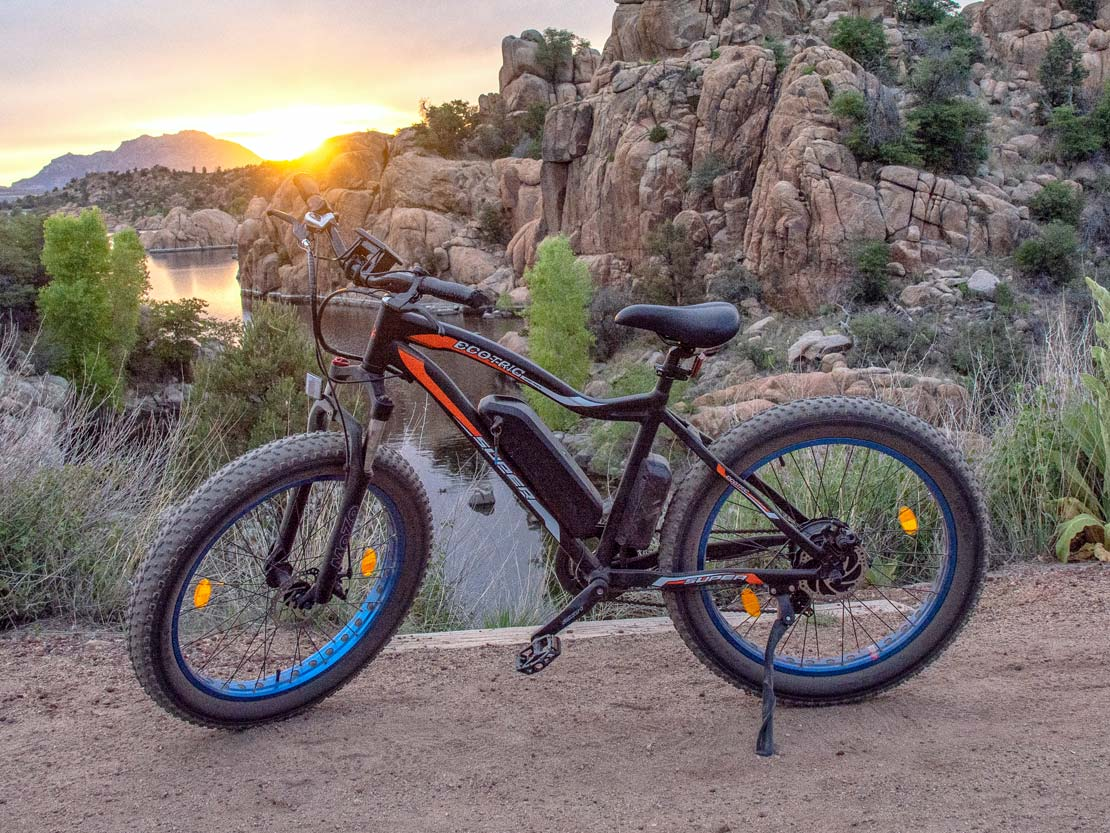 Ecotric Rocket - Fat Tire